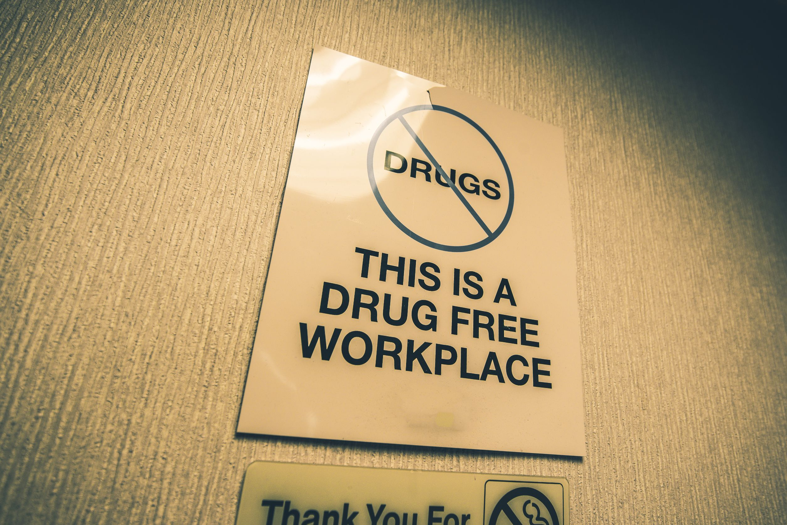 3 Tips to Ensure a Drug-Free Work Environment